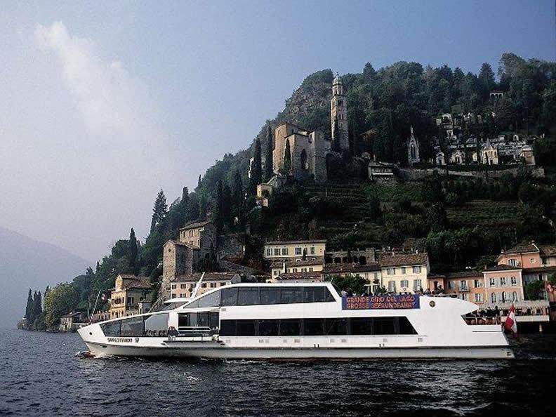 Image 0 - Lake cruises