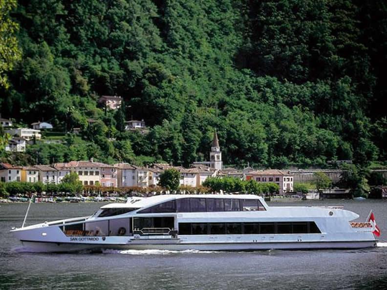 Image 2 - Lake cruises