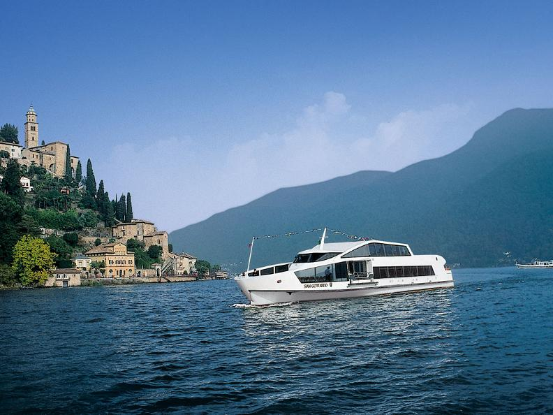 Image 1 - Navigation Company of Lake Lugano