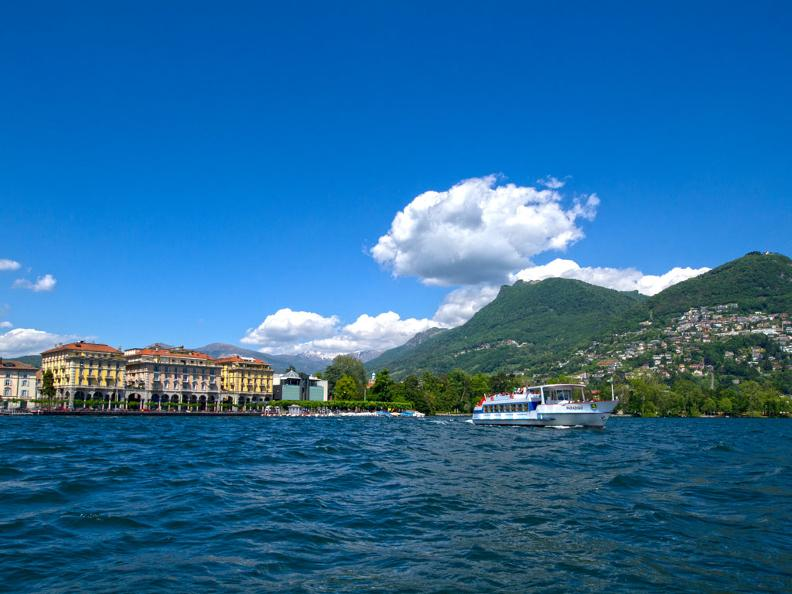 Image 5 - Navigation Company of Lake Lugano