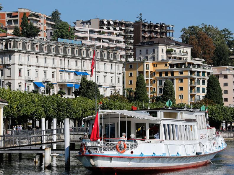 Societ 224 Navigazione Del Lago Di Lugano Ticino Ch