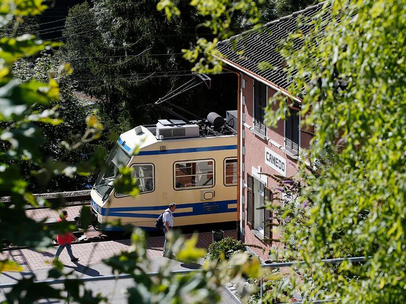 Image 2 - Chemin de fer des Centovalli Locarno-Domodossola