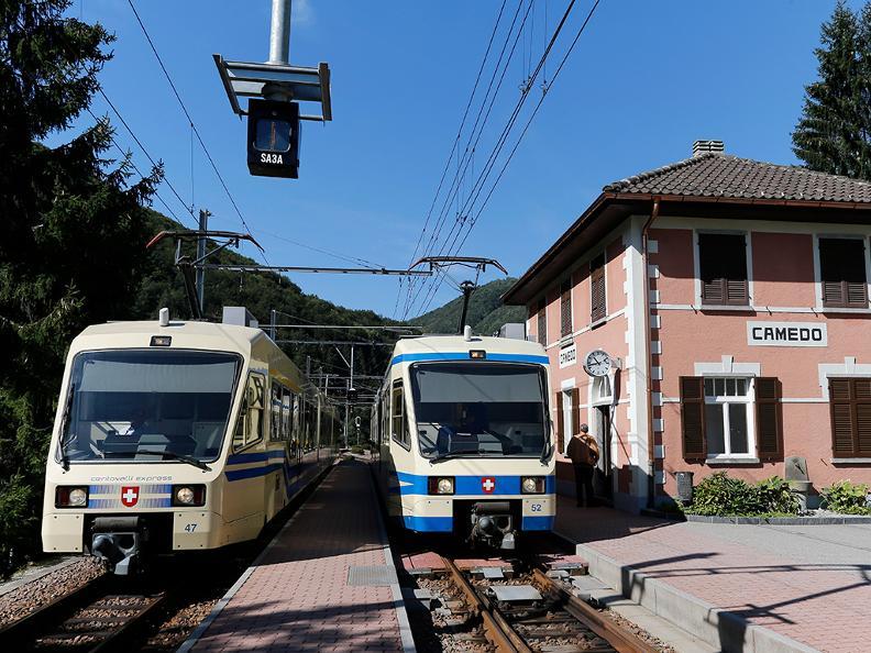 Image 3 - Centovalli Railway Locarno-Domodossola