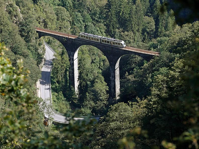 Image 4 - Ferrovia Centovallina Locarno-Domodossola