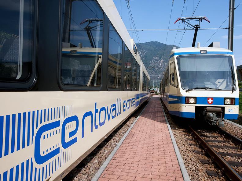 Image 5 - Chemin de fer des Centovalli Locarno-Domodossola