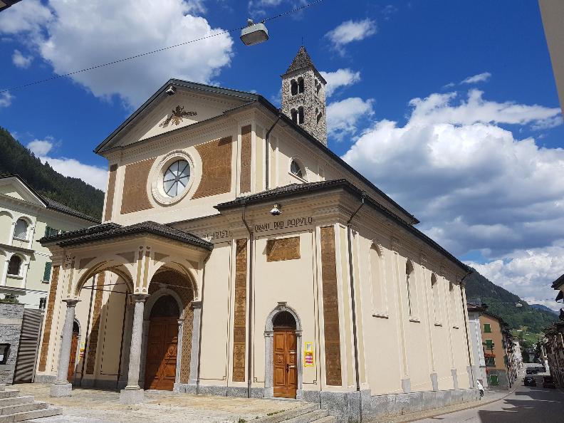 Image 0 - Church of SS. Nazario e Celso