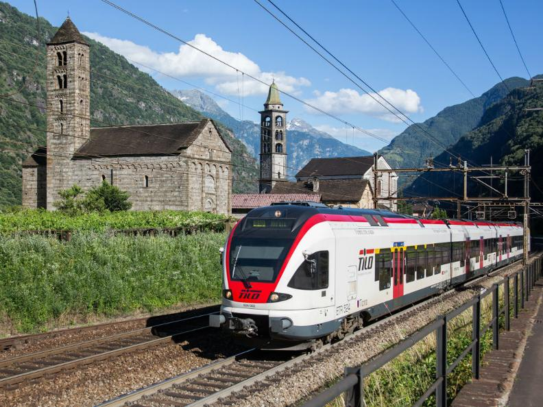 Image 2 - Free bicycle transportation from Ticino to the station of your choice.