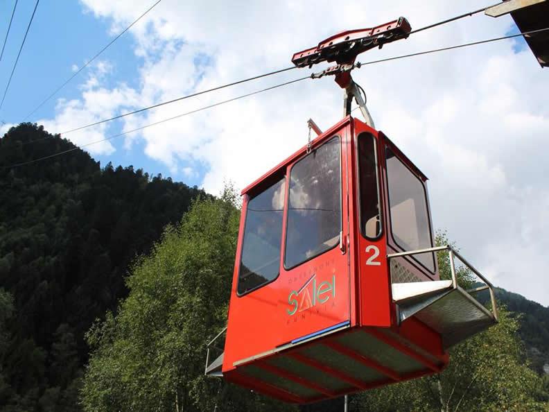 Image 0 - Funivia Zott - Alpe Salei