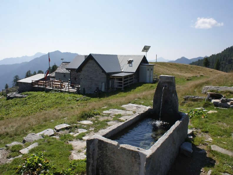Image 1 - Funivia Zott - Alpe Salei
