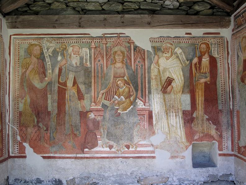 Image 0 - Cappella di Antrobio