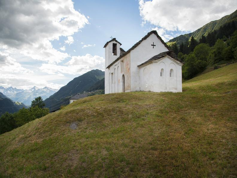 Image 0 - Oratory of S. Martino