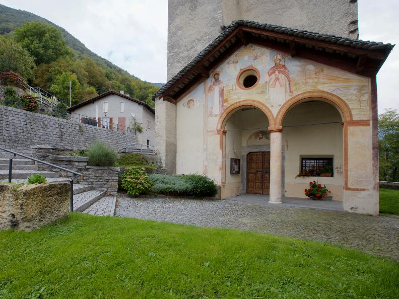 Image 0 - Church of SS. Antonio Abate e Abbondio