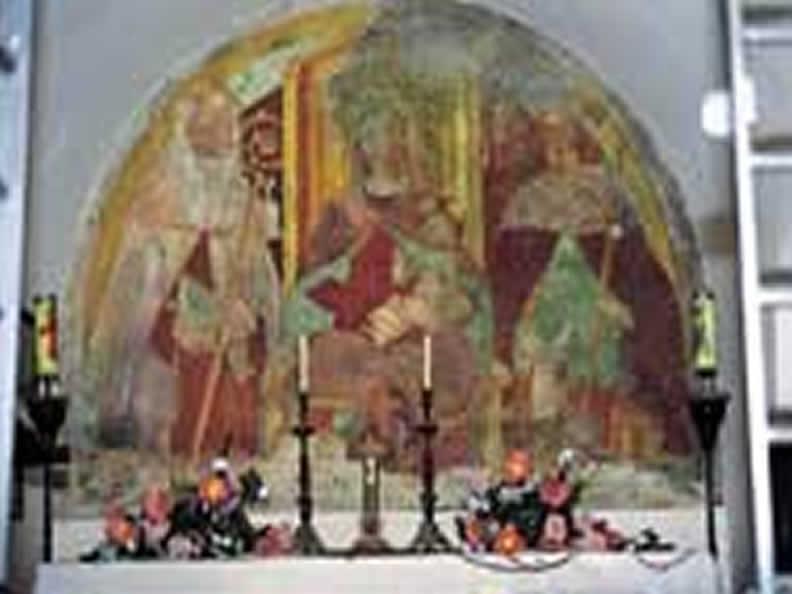 Image 0 - Cappella della Madonna d'Arla