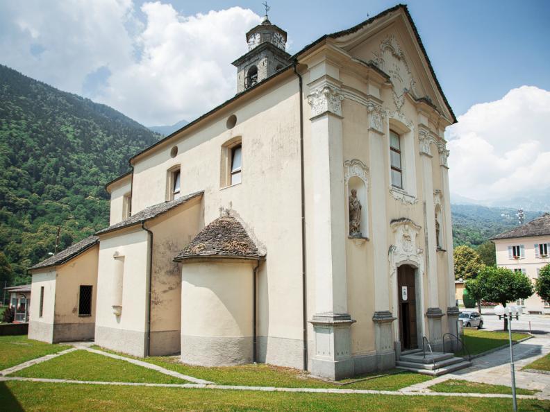 Image 0 - Church of SS. Fiorenzo e Luca
