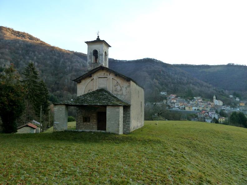 Image 1 - Oratorio di S. Giovanni Battista da Tür