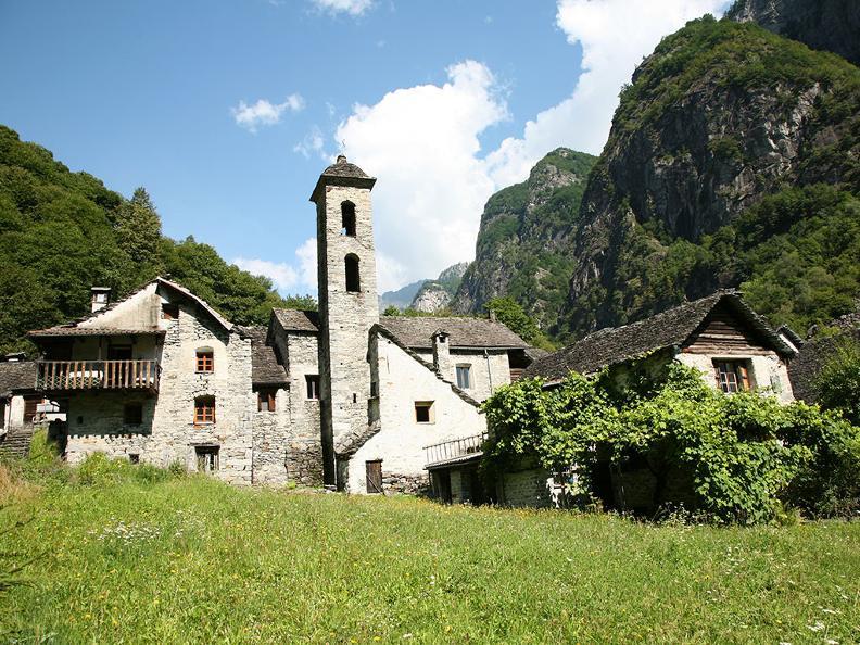 Image 1 - Oratori in Val Bavona