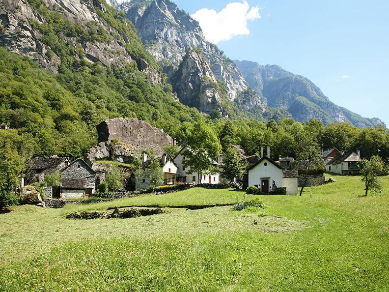 Image 0 - Oratori in Val Bavona
