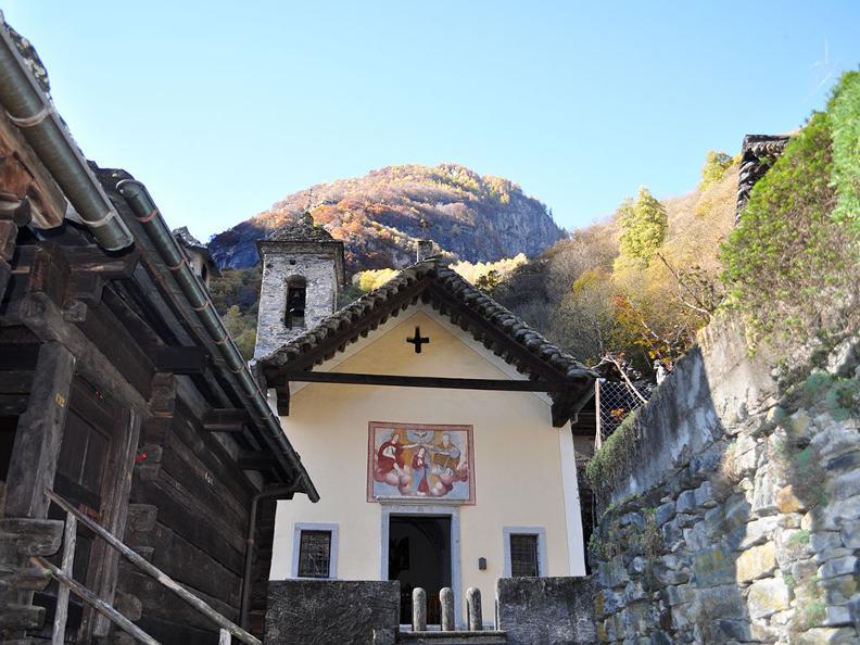Image 4 - Oratori in Val Bavona