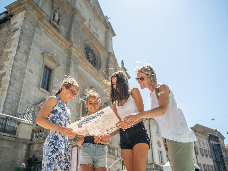 Image 0 - Caccia al tesoro Bellinzona