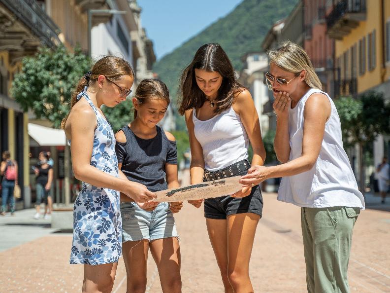 Image 2 - Caccia al tesoro Bellinzona