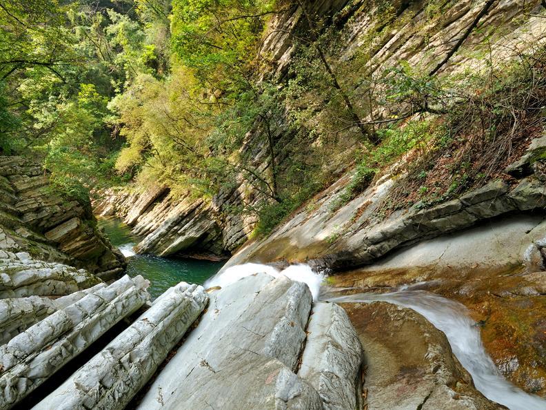 Image 1 - Parc des gorges de la Breggia