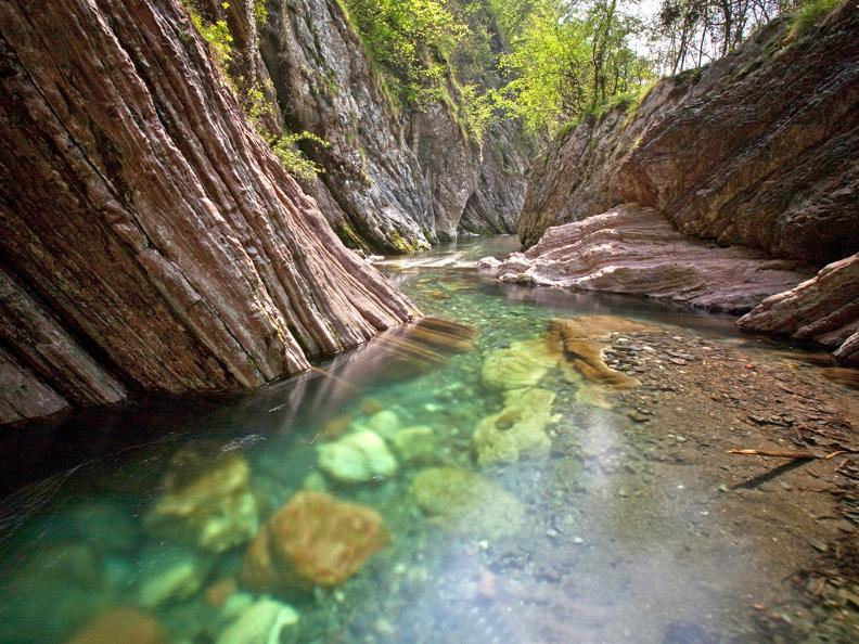 Image 0 - Parc des gorges de la Breggia