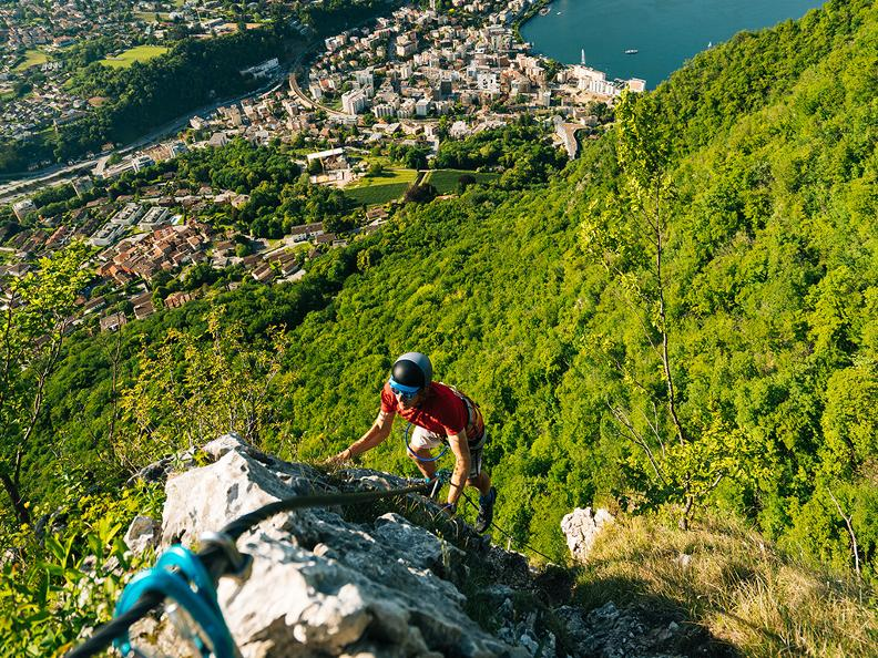 Image 3 - San Salvatore - La Via Ferrata