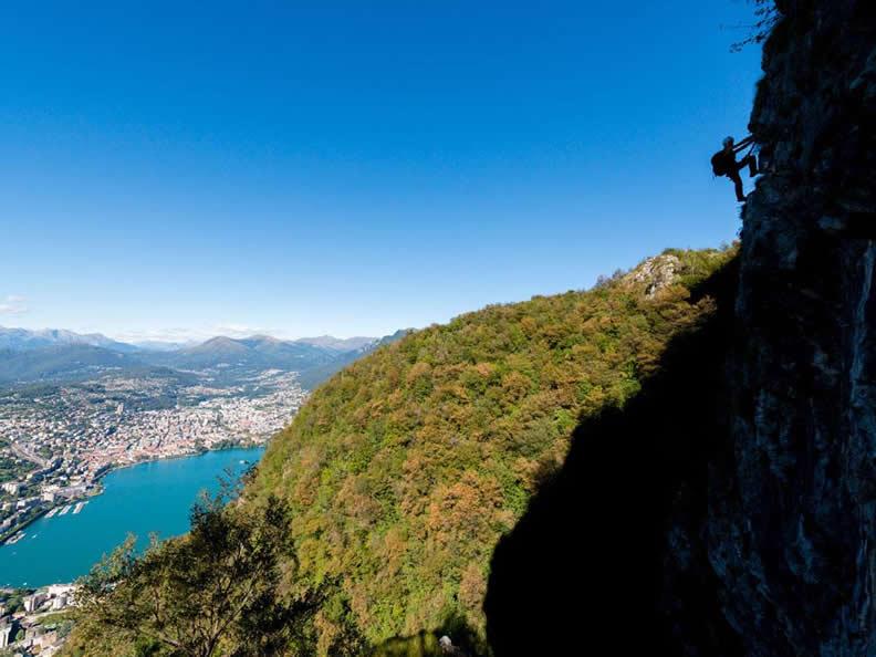 Image 0 - San Salvatore - Klettersteig