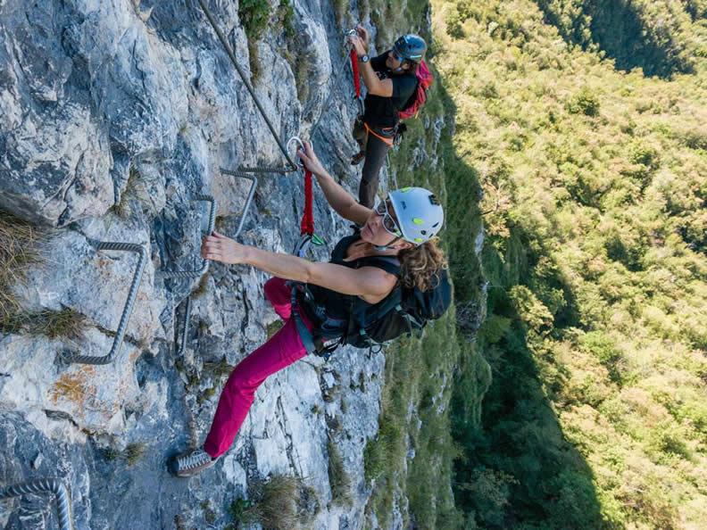 Image 1 - San Salvatore - Klettersteig