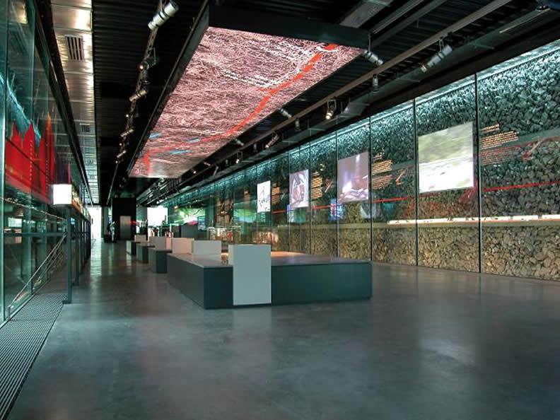 Image 1 - Infocentro AlpTransit Pollegio - Visitez le plus long tunnel du monde!