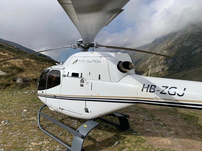 Image 6 - AIR-EVOLUTION LTD - Vols en hélicoptère