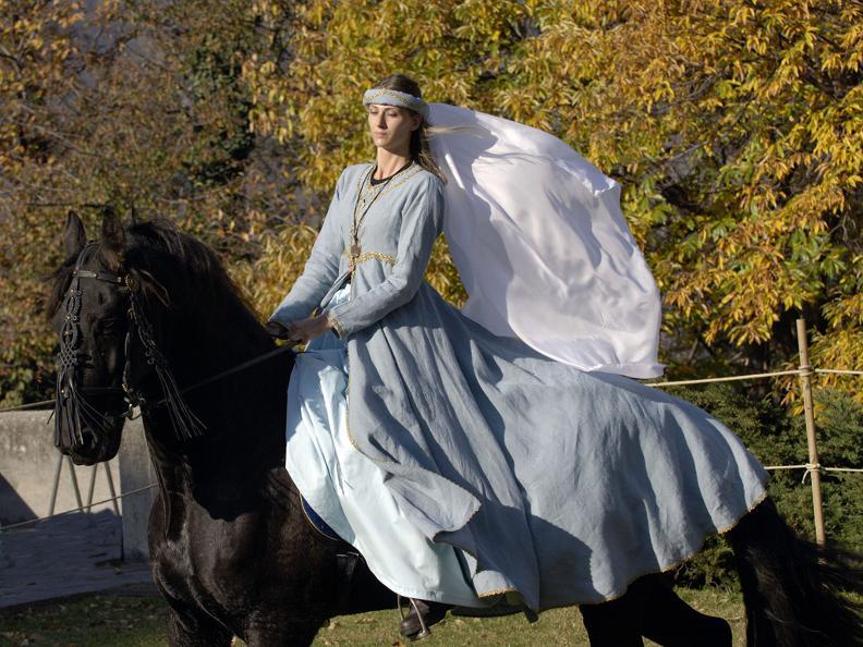 Image 2 - La Spada nella Rocca, Bellinzona (Mittelalterliche Festspiele)