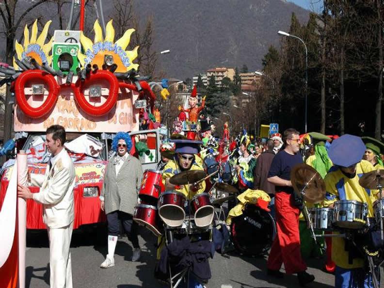 Image 0 - Carnival in Ticino<br>