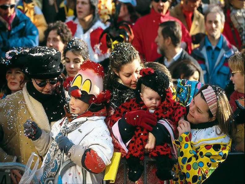 Image 1 - Carnival in Ticino<br>