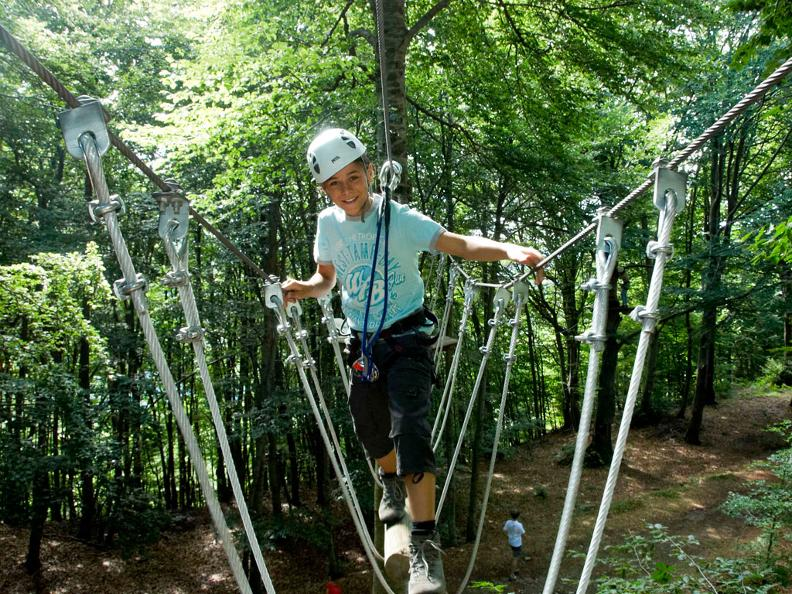 Image 1 - Parc aventure Monte Tamaro