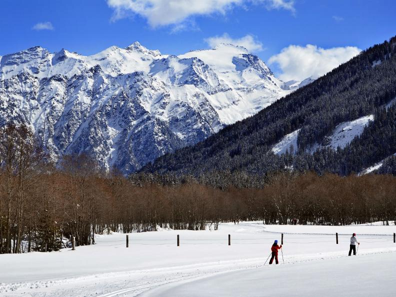 Image 4 - Cross-country skiing in Ticino