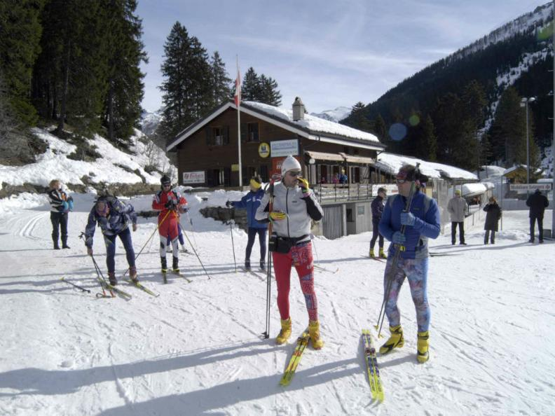 Image 1 - Cross-country skiing in Ticino