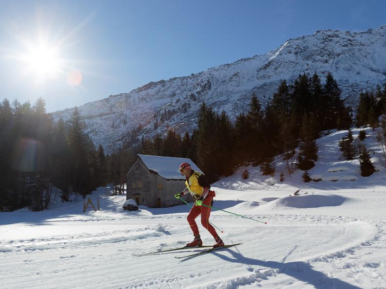 Image 2 - Cross-country skiing in Ticino