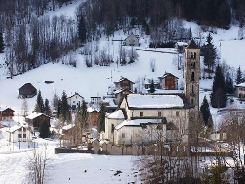 Image 2 - Cross-country trail Prato Leventina