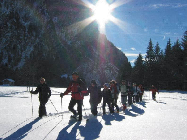 Image 5 - Snowshoe Tours in Campo Blenio
