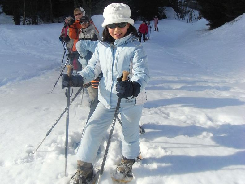 Image 1 - Snowshoe Tours in Campo Blenio