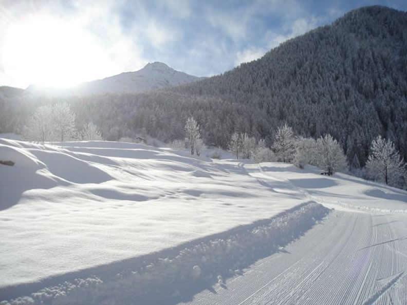 Image 0 - Cross-country trail Prato Leventina
