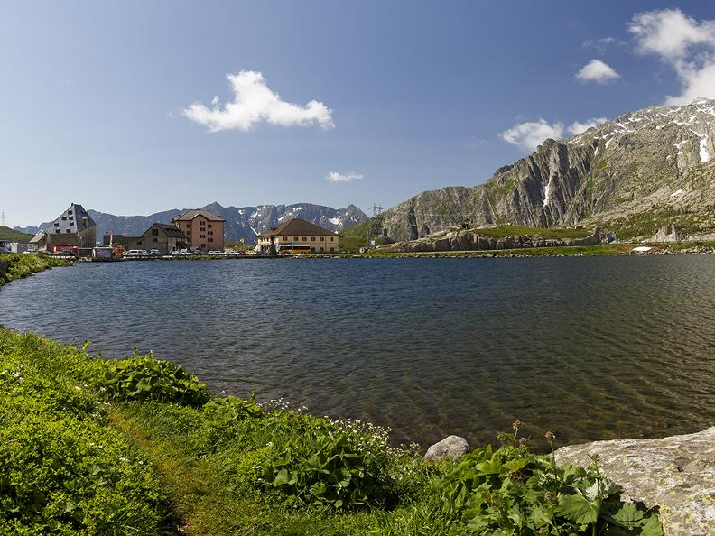 Image 1 - San Gottardo: welcome in the heart of the alps