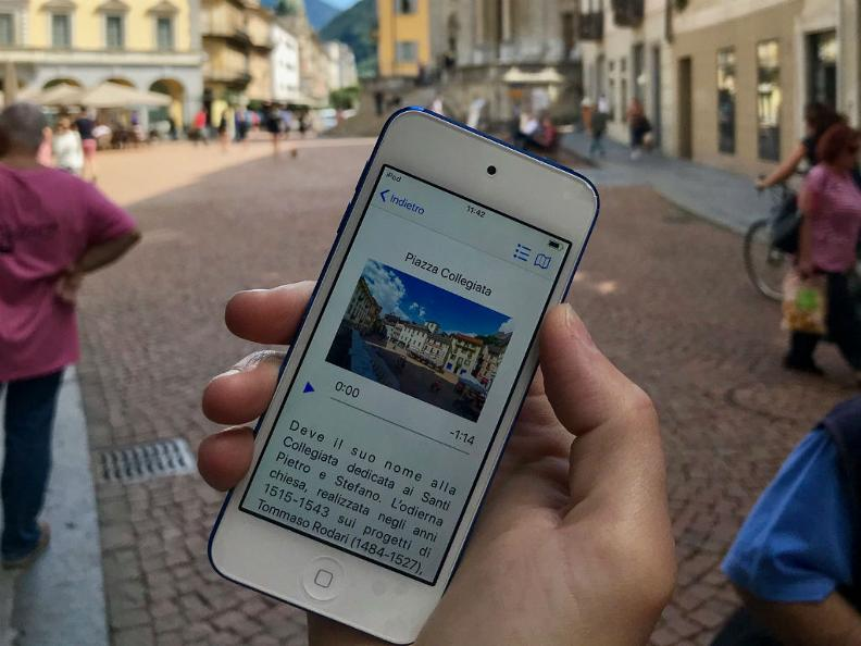 Image 0 - Audioguide - City of Bellinzona