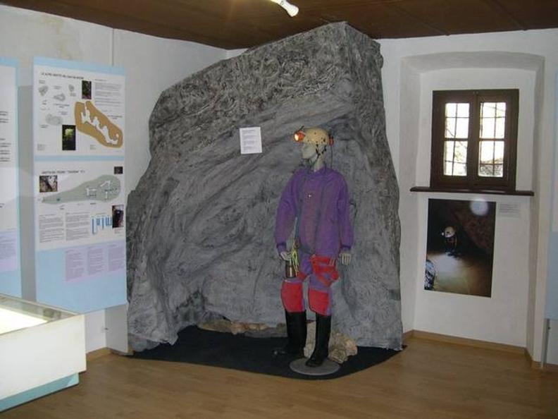 Image 1 - San Salvatore Speleology Museum