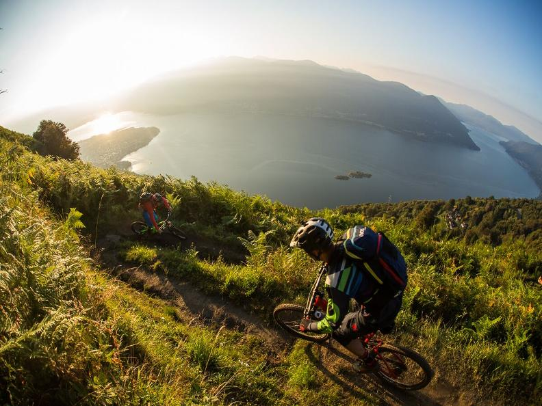 Image 1 - Ticino Freeride: two wheels, one love!