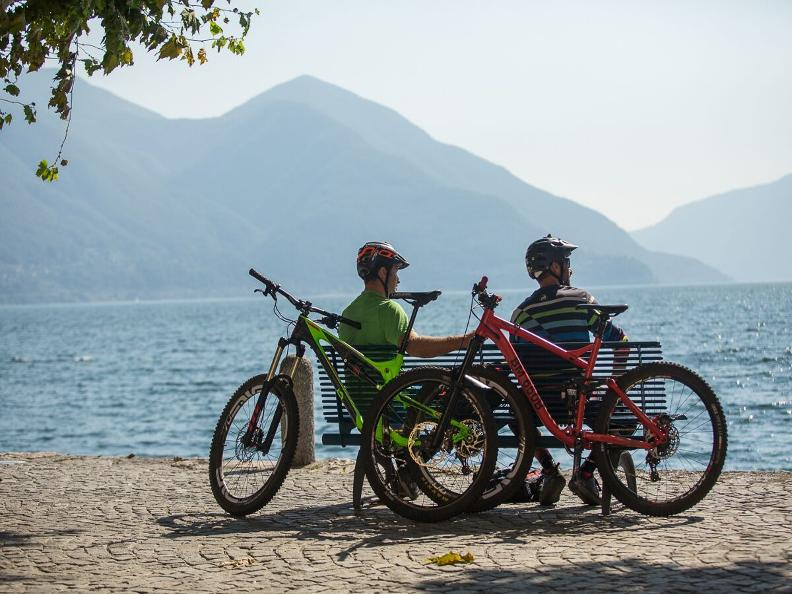 Image 6 - Ticino Freeride: two wheels, one love!