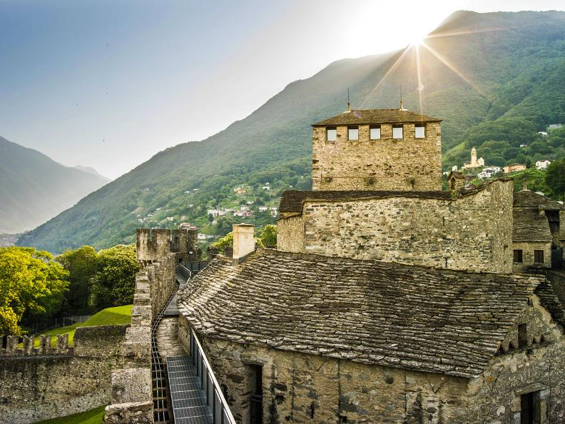 Image 0 - The Castles of Bellinzona