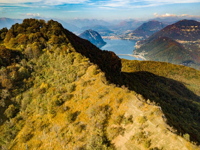 Image 1 - Monte San Giorgio, un mare di ricordi