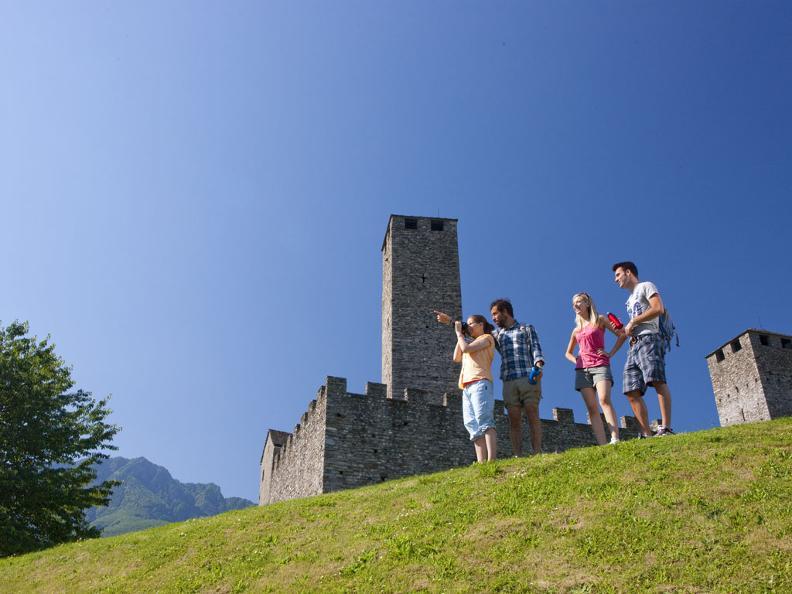 Image 3 - Bellinzona Pass